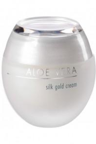 Aloe Vera Silk Gold Cream