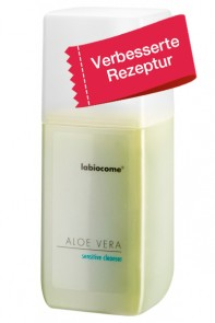 Aloe Vera Sensitive Cleanser