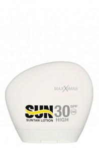 SUNTAN Lotion SPF 30 by Maxximas