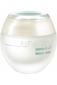 Aloe Vera Vitamin A + E Beauty Cream